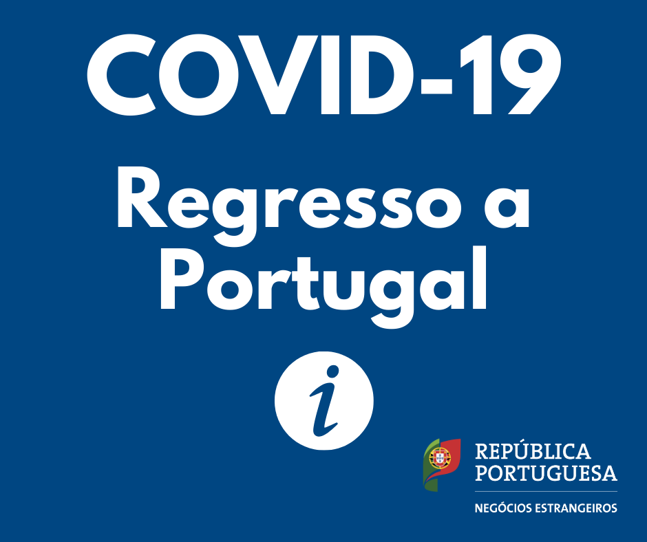 regresso a portugal